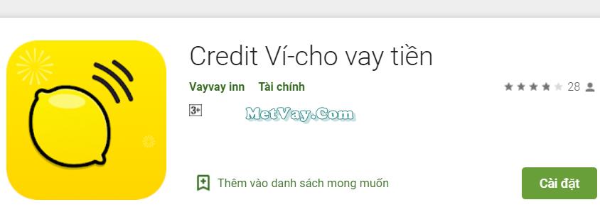 Credit Ví