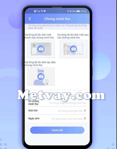 Okvay web sẽ làm bạn cảm thấy an toàn hơn khi đi vay