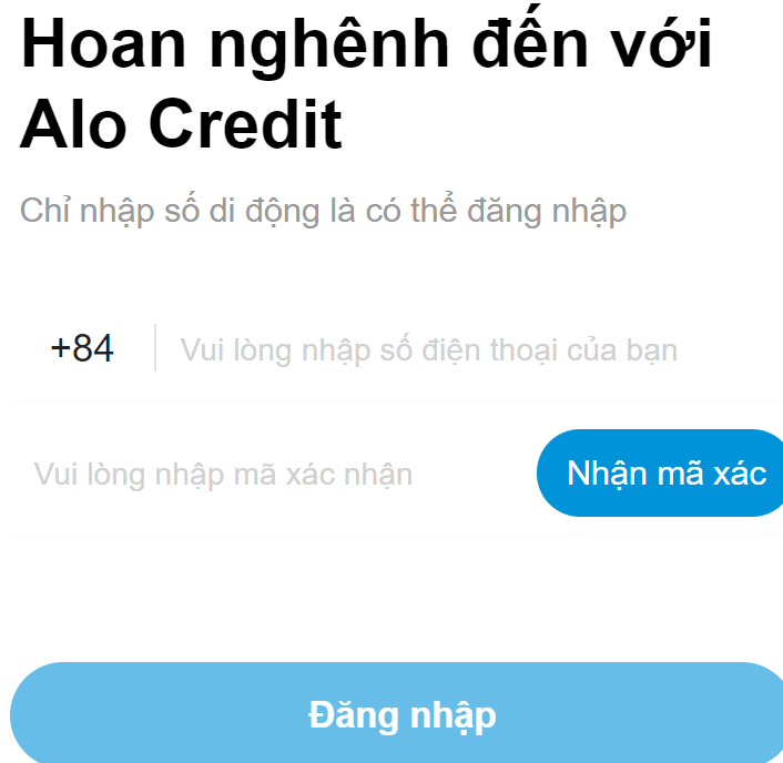 H5 alo credit