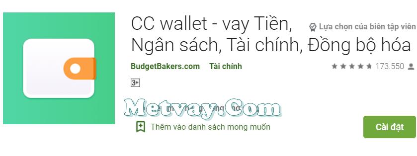 CC Wallet vay tiền online có thực sự an toàn? Lừa đảo khách hàng?