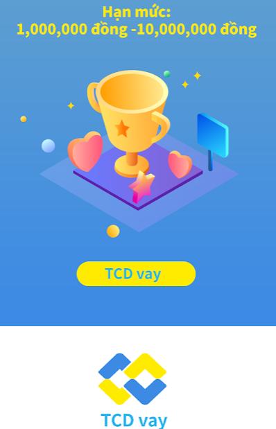 CCD Vay app